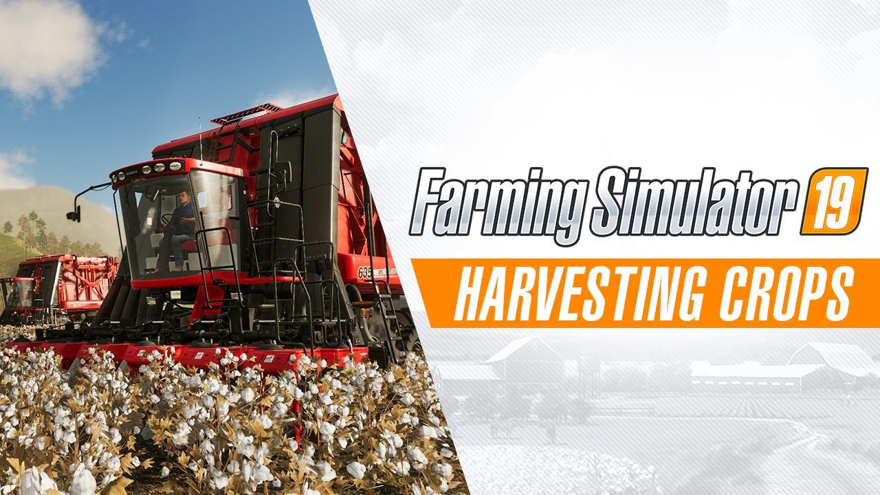 Landwirtschafts-Simulator 19 – Erster Gameplay-Trailer
