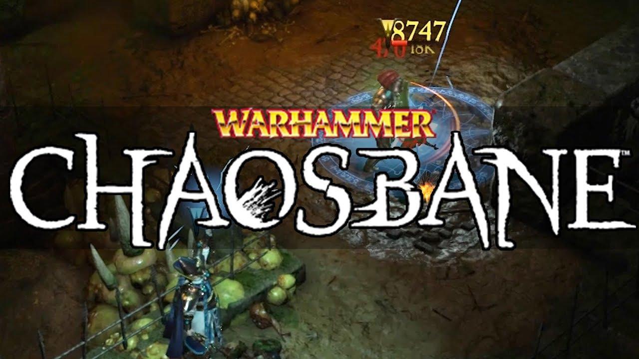 Neuer Trailer zu Warhammer: Chaosbane