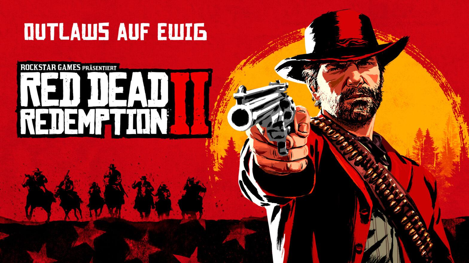 Red Dead Redemption 2 ist jetzt erhältlich