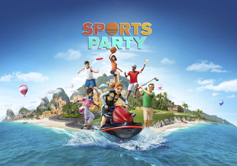 """Multi-Sport Familienspiel """"Sports Party"""" erscheint für Nintendo Switch"""
