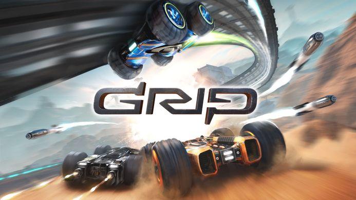 Neuer Trailer zur Nintendo Switch-Version von GRIP: Combat Racing