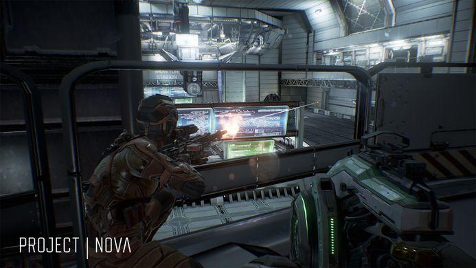 Project Nova: Neuer Shooter von CCP Games startet in die Alpha