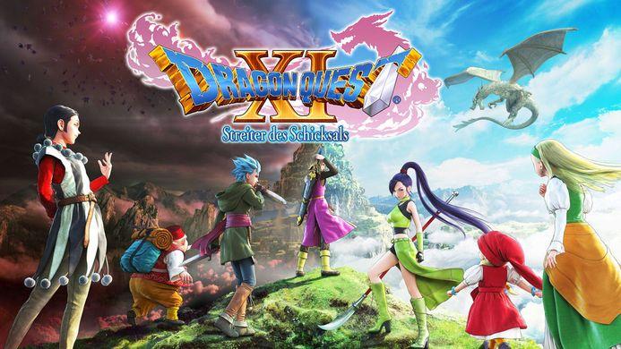 Dragon Quest 11 – Streiter des Schicksals