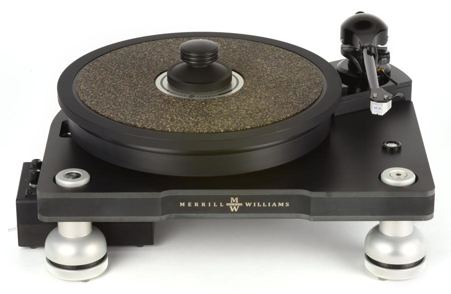 Merrill-Williams R.E.A.L. 101.3 – Der Ferrari unter den Plattenspielern
