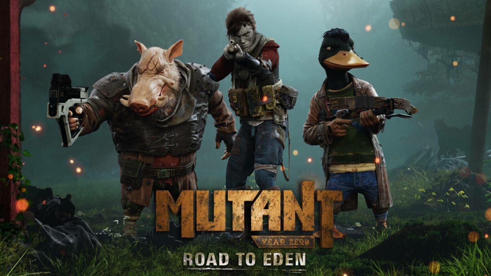 Mutant Year Zero – Trailer zu Funcoms Mutanten-Adventure stellt neuen Charakter vor