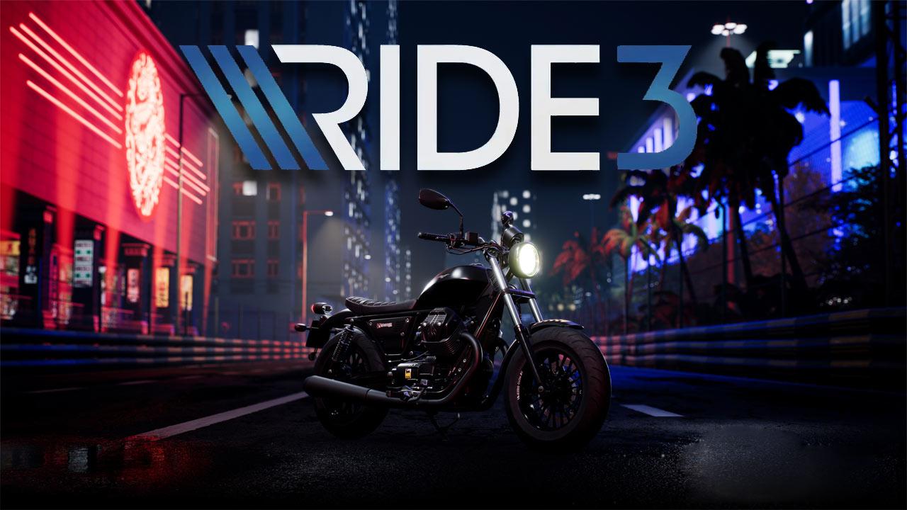 RIDE 3 ab sofort erhältlich
