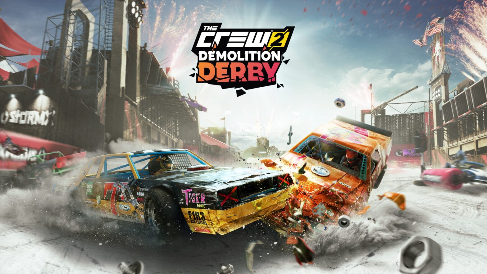 The Crew 2 – Demolition Derby im Zweiten großen Update