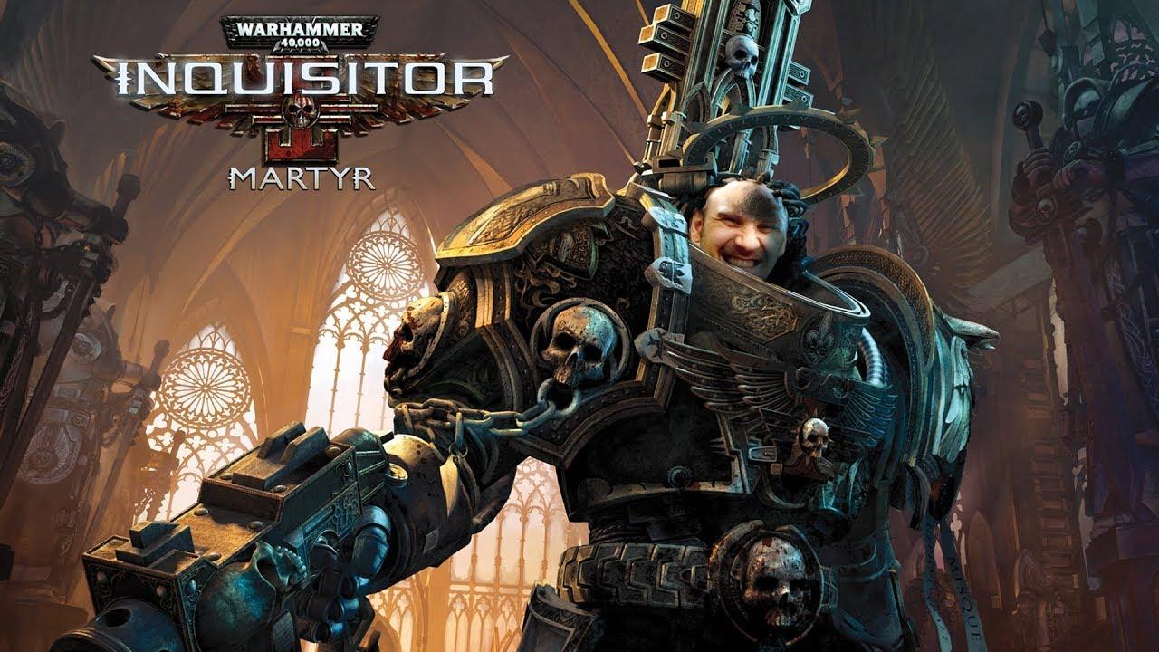 Warhammer 40.000: Inquisitor – Martyr Season Two