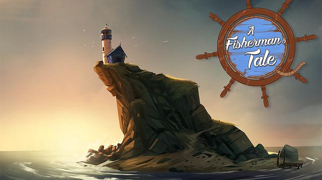 Das VR-Abenteuer A Fisherman's Tale erscheint am 22. Januar 2019