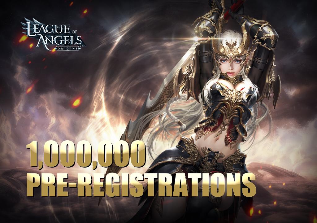 League of Angels: Origins hebt ab – mit mehr als einer Million Voranmeldungen