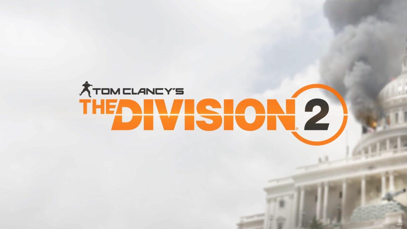 Neues Multiplayer Briefing zu Tom Clancy's The Division 2 veröffentlicht