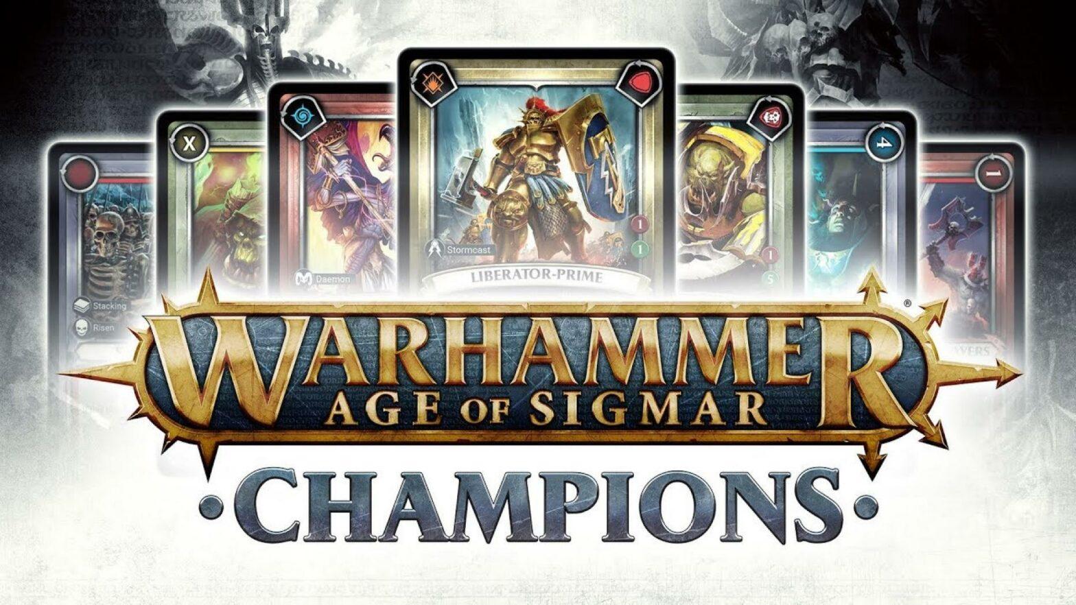 Warhammer Age of Sigmar: Champions kommt für Nintendo Switch und Steam