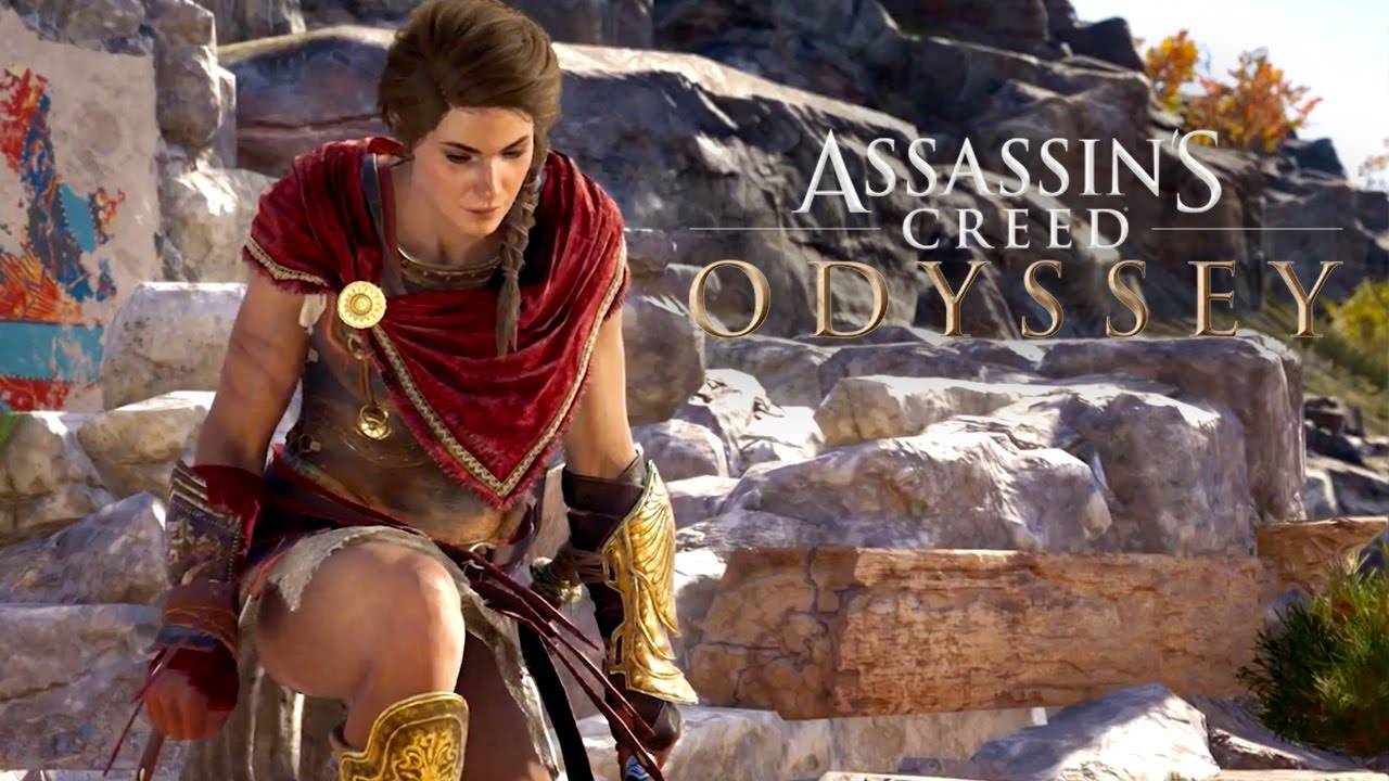 Assassin's Creed Odyssey im Gamers.de Test
