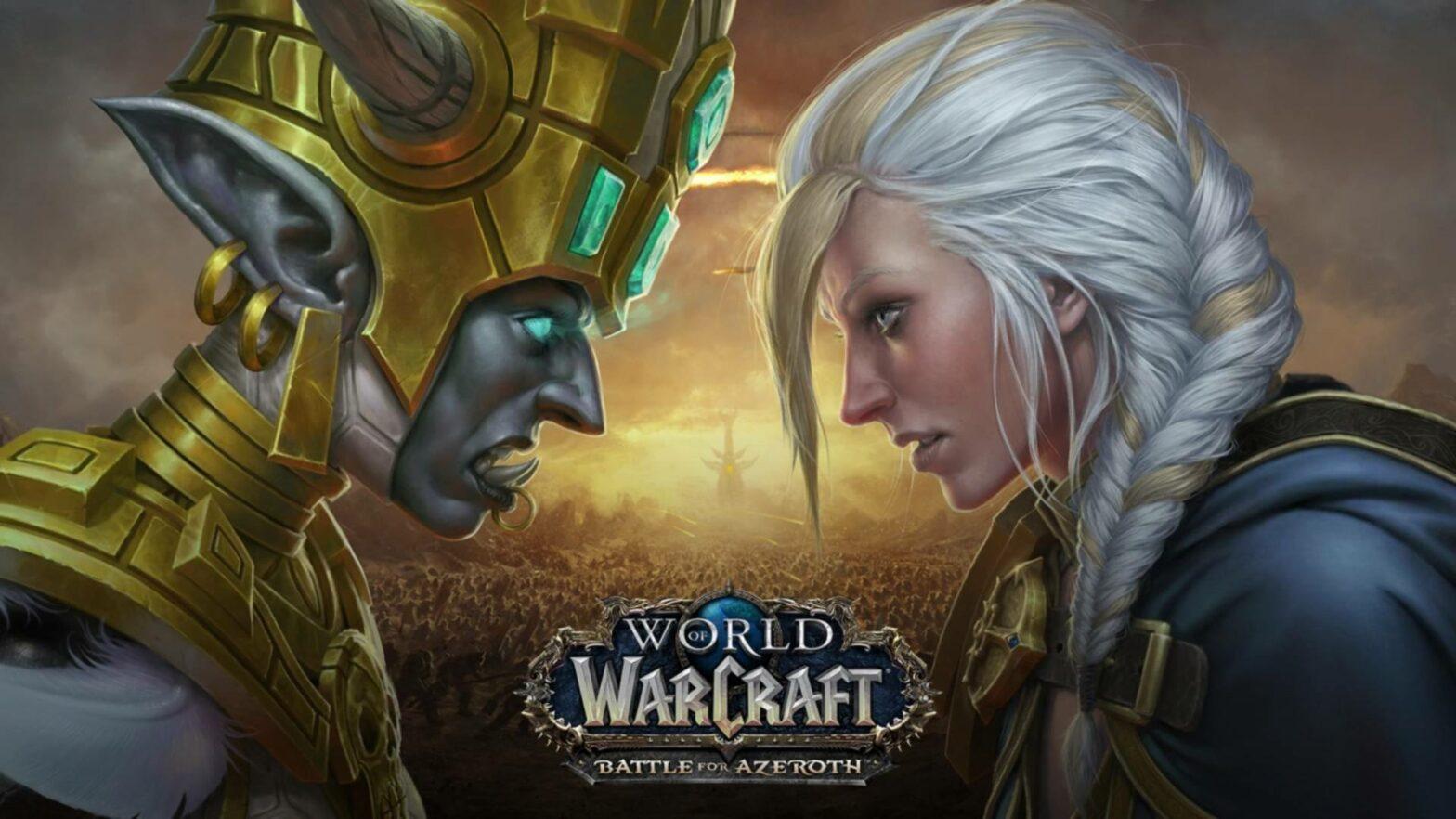 World of Warcraft – Schlachtzug Die Schlacht von Dazar'alor und Saison 2 jetzt verfügbar