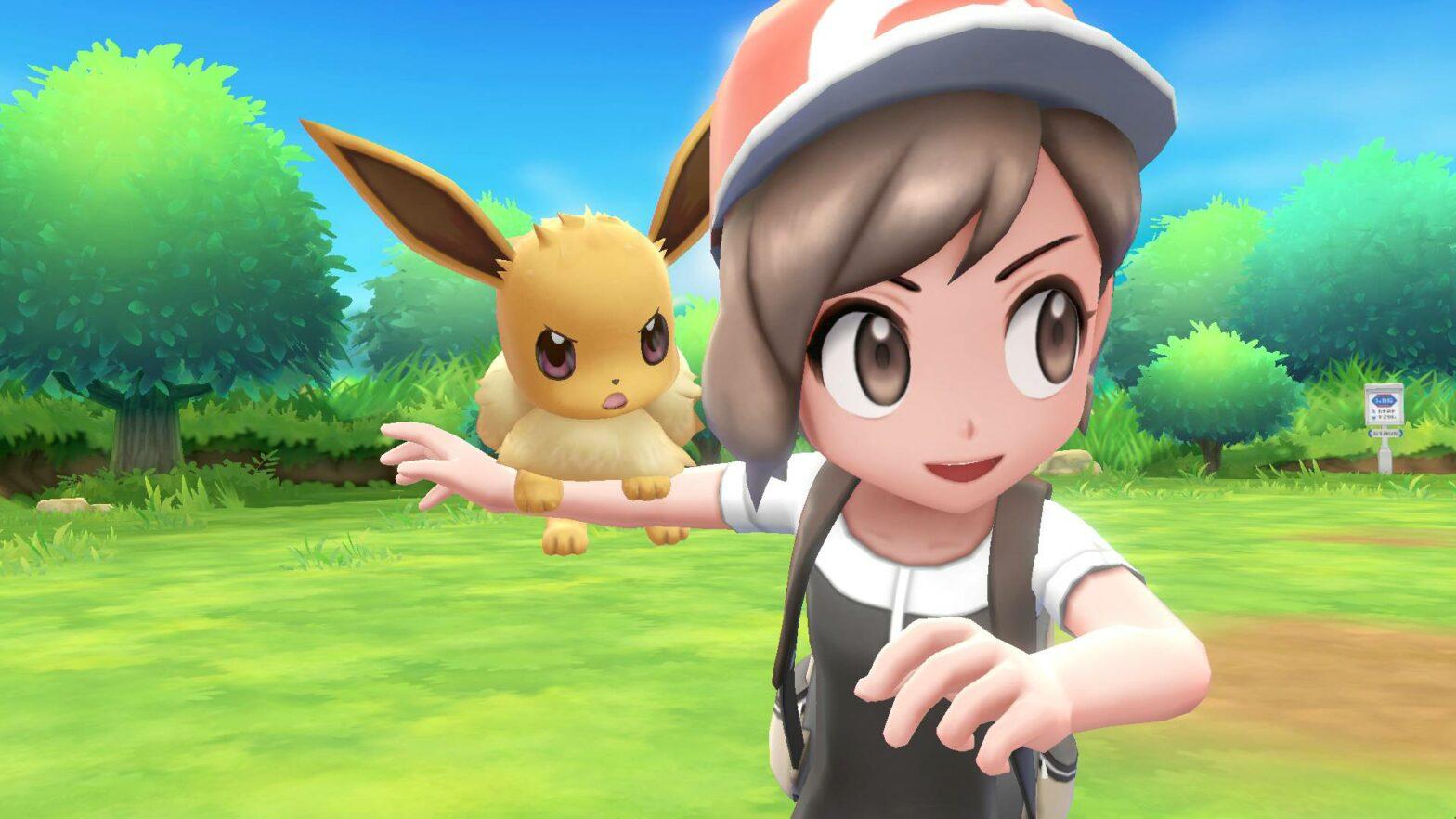 Pokémon: Let's Go! – Demo-Version ab sofort im Nintendo eShop erhältlich