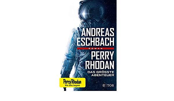 Perry Rhodan – Das größte Abenteuer: Verlosung zum Buch Release