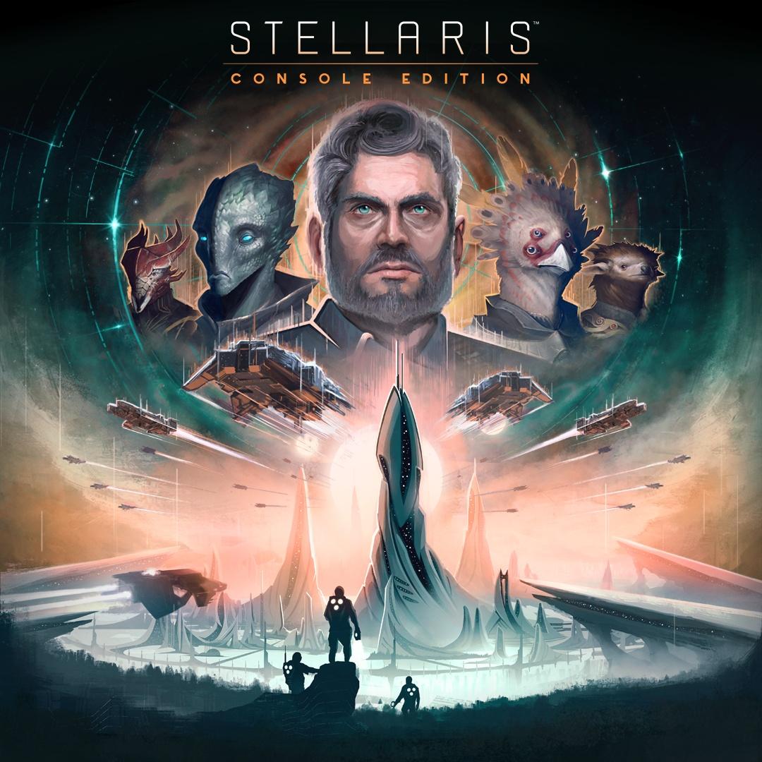 Stellaris: Console Edition für Xbox One und PS4 erschienen