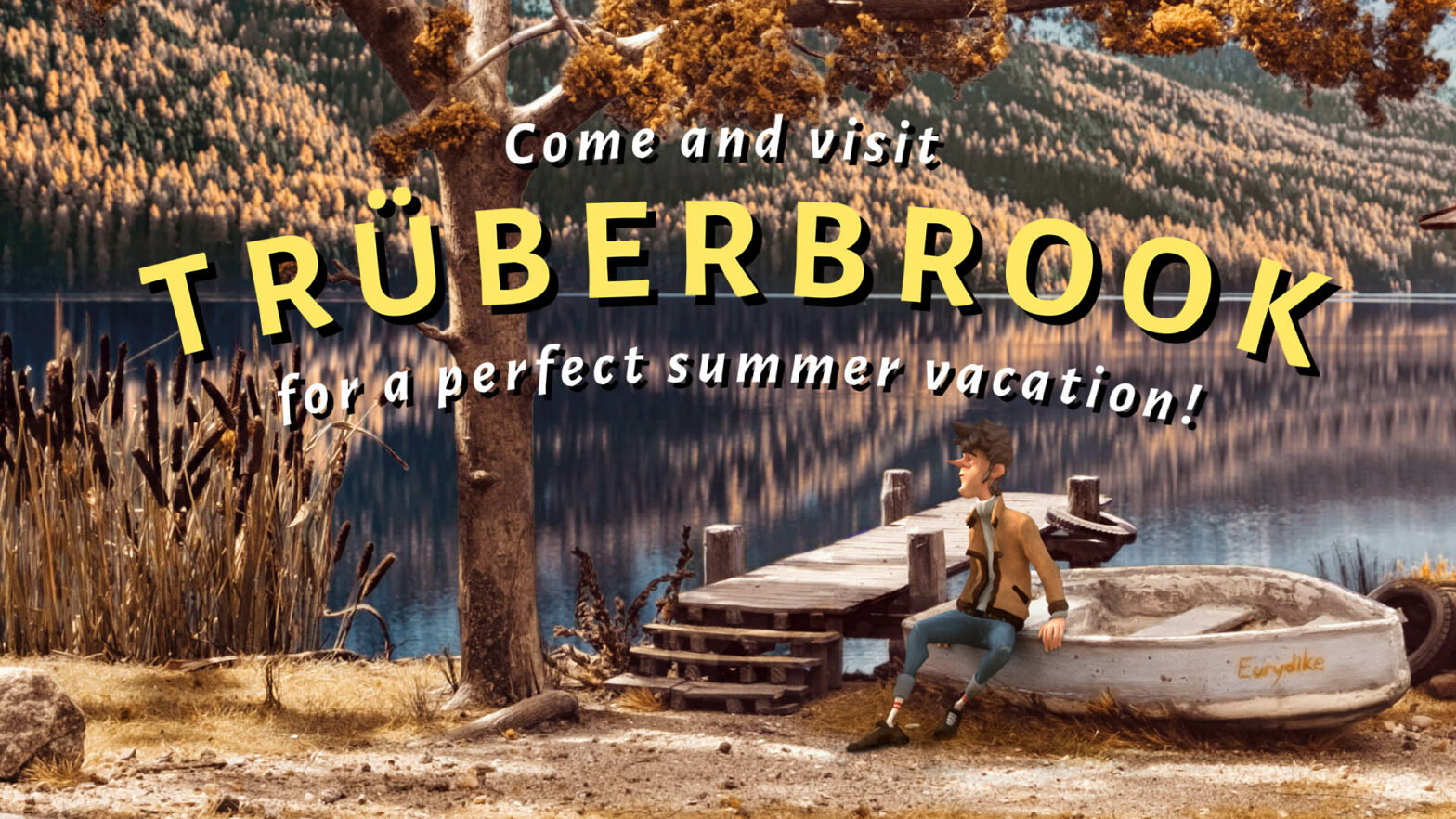 Trüberbrook – Neue Details zur Produktion und Veröffentlichungstermine