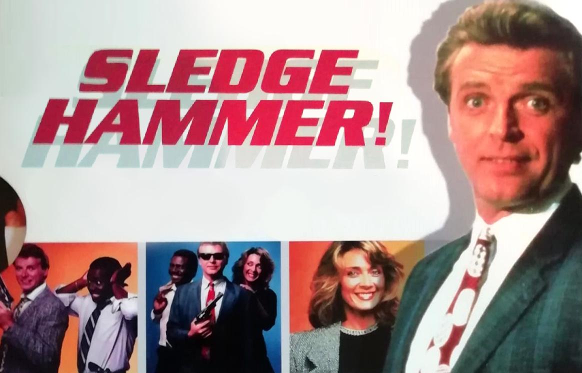 Sledge Hammer – eine der besten Fernsehserien der 80er Jahre