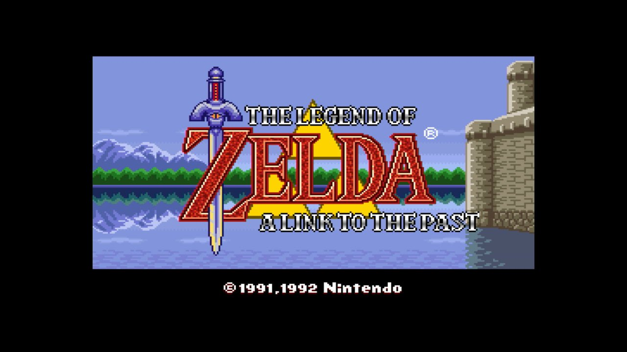 The Legend of Zelda: Link to the Past (1991)