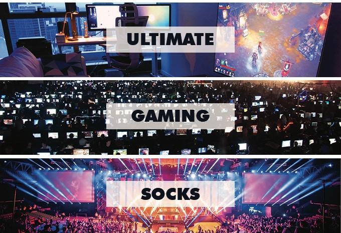 Spezielle Socken für Gamer! WTF?