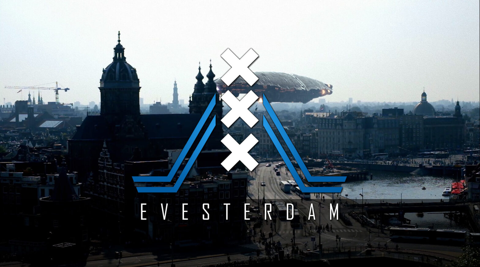 EVEsterdam: Startpunkt der EVE Invasion World Tour