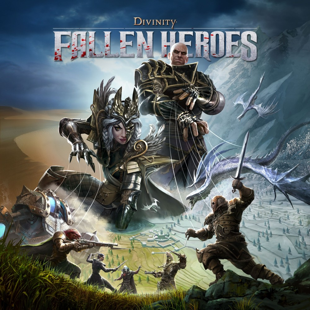 Divinity: Fallen Heroes angekündigt