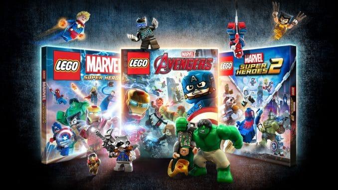 LEGO Marvel Collection – ab sofort digital erhältlich
