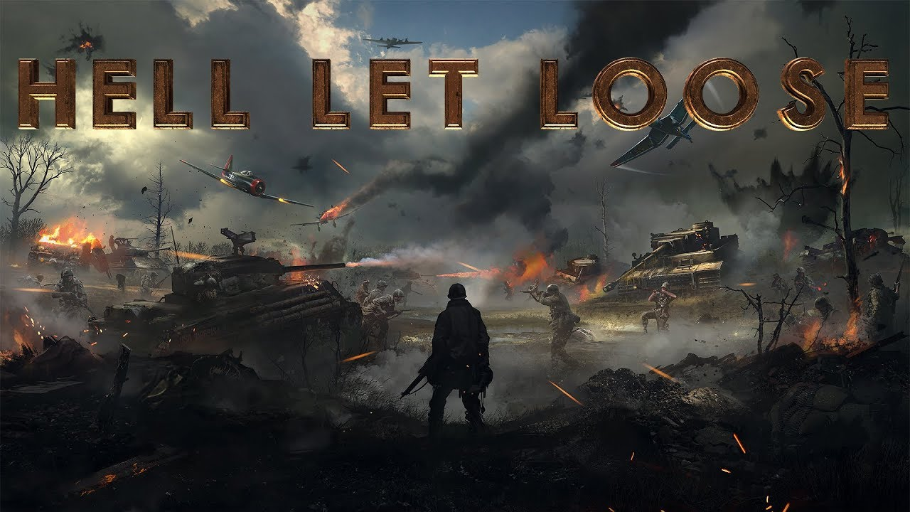 Hell Let Loose – Die Hölle des 2. Weltkriegs startet in den Early Access