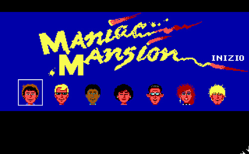 Maniac Mansion – Durchbruch des Point-and-Click-Adventure