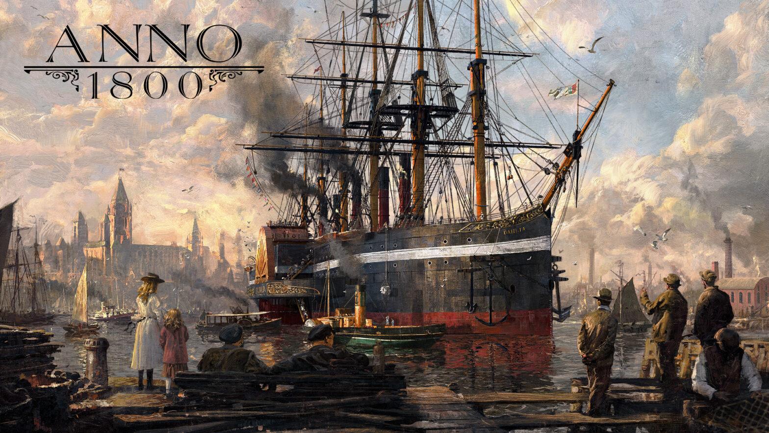 Anno 1800 – Post Launch Plan und Season Pass