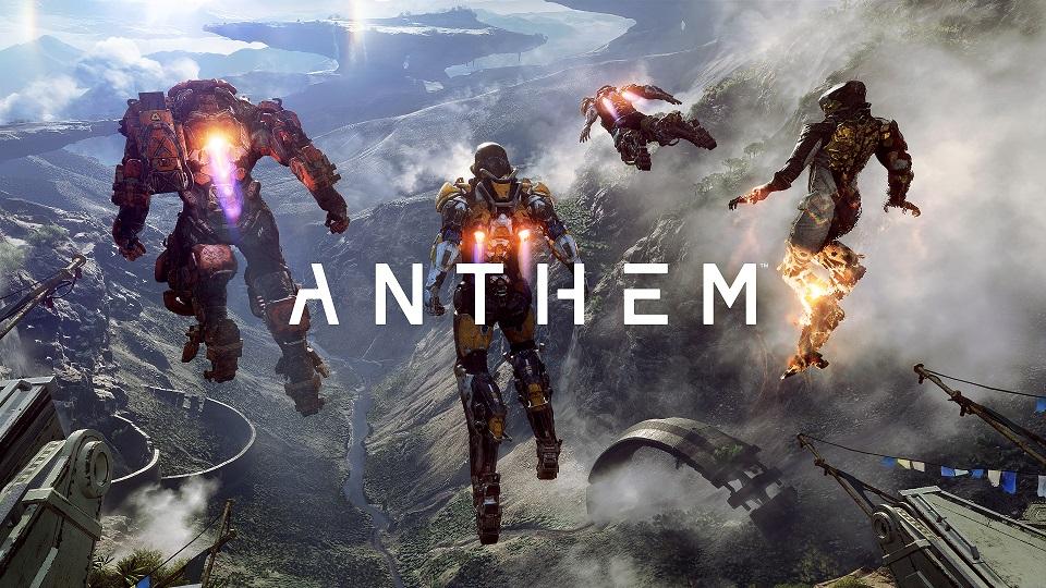 BioWare spricht über ihren Sci-Fi-Shooter Anthem