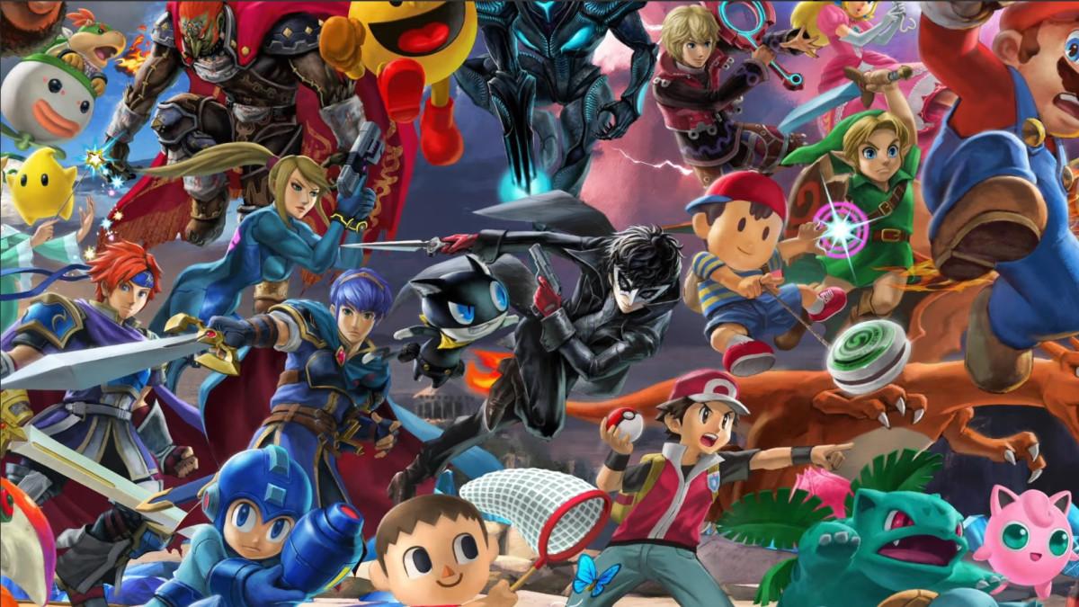 Smash Bros. Ultimate 3.0 Update