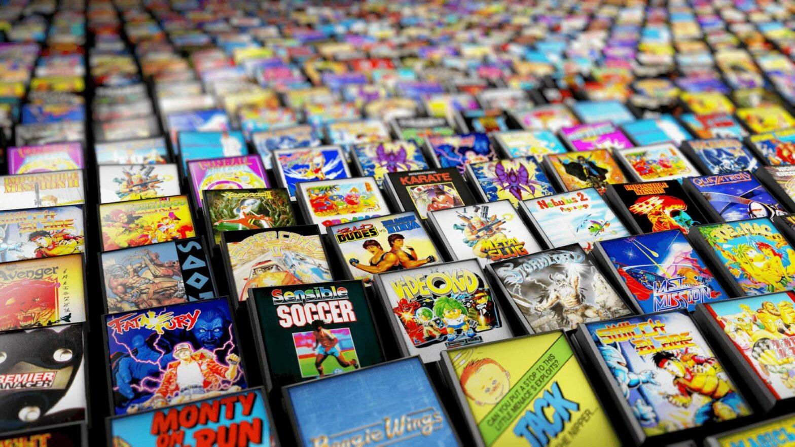 Antstream – Das Netflix für Retro Games