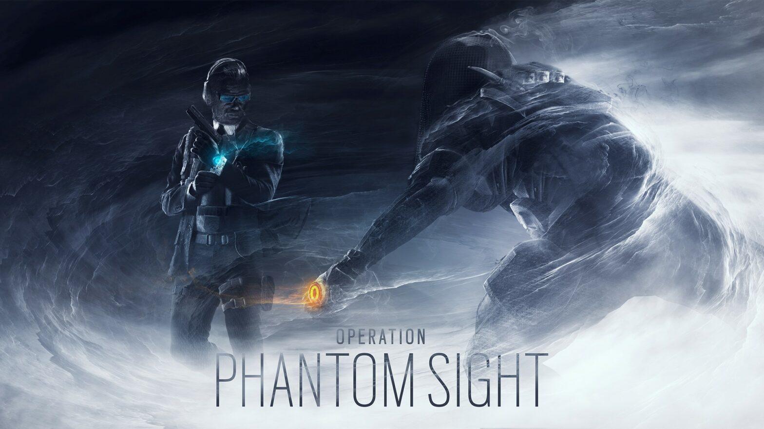 Operation Phantom Sight für Tom Clancy's Rainbow Six Siege enthüllt