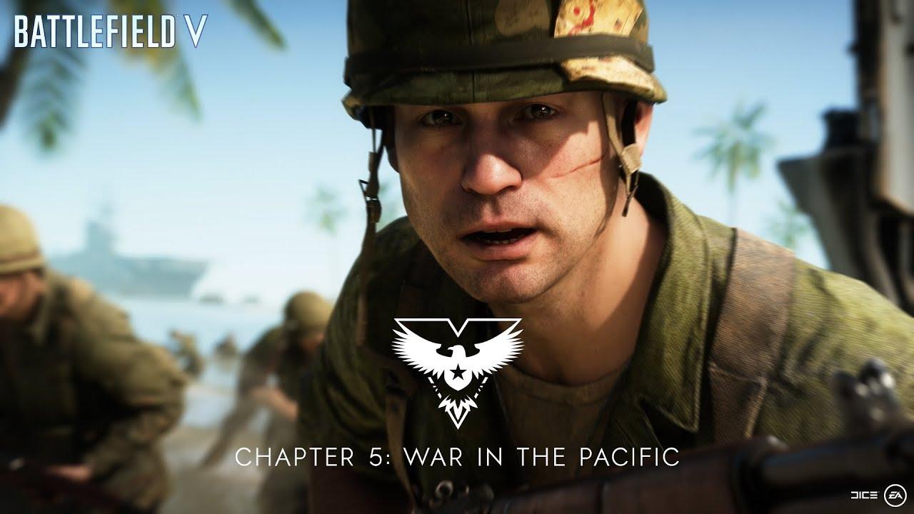 Battlefield V: War in the Pacific DLC erscheint am 31. Oktober