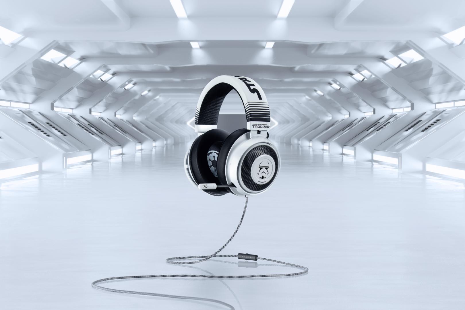 Razer veröffentlicht das Kraken Headset als Stormtrooper-Edition