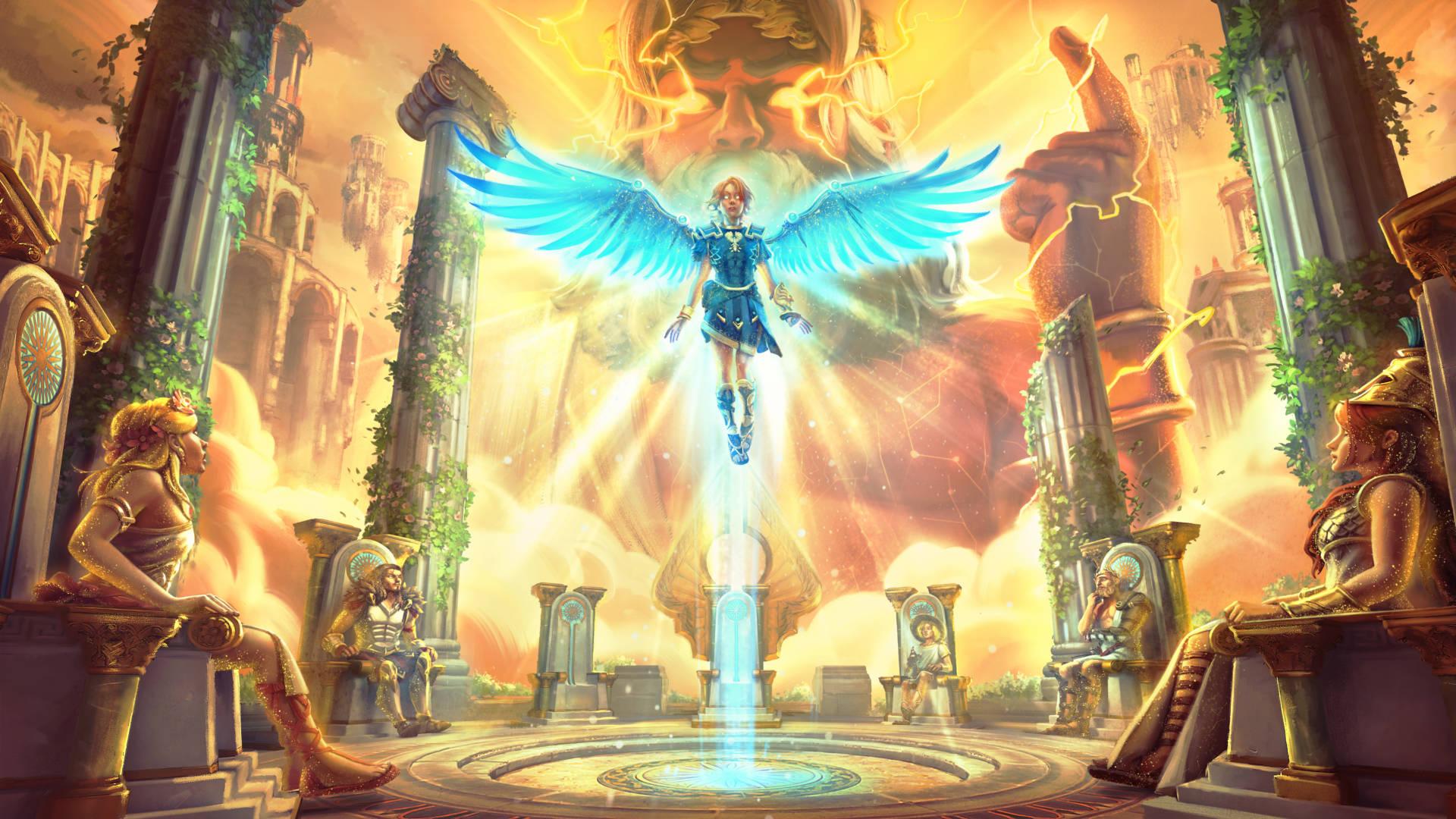 Post-Launch-Pläne für Immortals Fenyx Rising bekannt gegeben